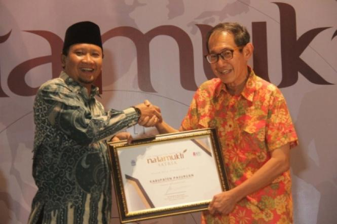 Penghargaan Natamurti Satria 2016