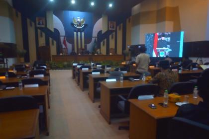 PARIPURNA III, Jawaban Bupati Atas Pemandangan Umum Fraksi-Fraksi Terhadap Raperda Perubahan APBD 2020