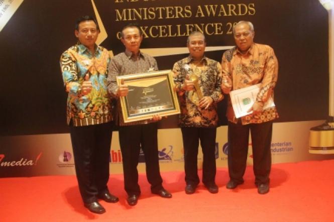 Penghargaan Minister Award 2016